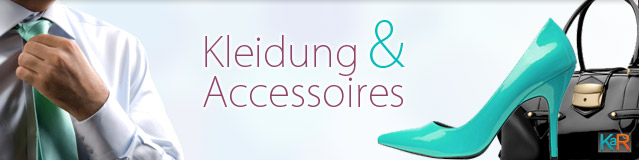 Kleidung, Mode u. Accessoires